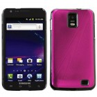 Samsung Galaxy S2 Skyrocket Hot Pink Cosmo Back Case
