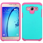 Samsung Galaxy On5 Teal Green/Hot Pink Astronoot Case