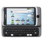 HTC G2 3G Android Smartphone with Bluetooth and QWERTY Keyboard - T Mobile - Silver