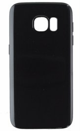 Agent18 FlexShield Slim Gel Case for Samsung Galaxy S7 - Glossy Black