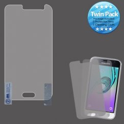 Samsung Galaxy J1 Screen Protector Twin Pack