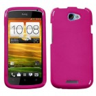 HTC One S Solid Hot Pink Case