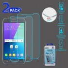 Samsung Galaxy J3 Tempered Glass Screen Protector (2.5D)(2-pack)