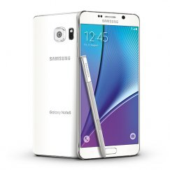 Samsung Galaxy Note 5 N920A 64GB - Ting Smartphone in White