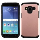 Samsung Galaxy J2 Rose Gold/Black Astronoot Phone Protector Cover