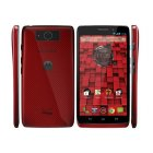 Motorola Droid Ultra MAXX 16GB 10MP Camera 4G LTE Android Phone in Red for Verizon Wireless