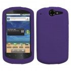 Huawei Impulse 4G Solid Skin Cover - Purple