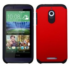 HTC Desire 510 Red/Black Astronoot Case