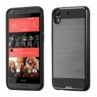 HTC Desire 626 Black/Black Brushed Hybrid Case