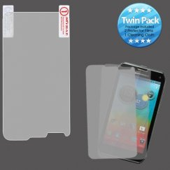 Motorola Photon Q Screen Protector Twin Pack