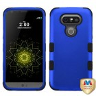 LG G5 Titanium Dark Blue/Black Hybrid Phone Protector Cover