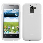 Huawei Premia 4G Solid Skin Cover - Translucent White