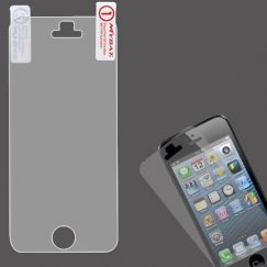 Apple iPhone 5 LCD Screen Protector/Smoke