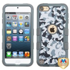 Apple iPod Touch (6th Generation) Urban Camouflage/Iron Gray Hybrid Case