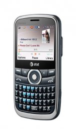 Pantech Link QWERTY Texting Phone - ATT Wireless - Black
