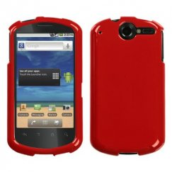 Huawei Impulse 4G Solid Flaming Red Case