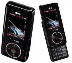 LG Chocolate VX8550 Basic Phone for Verizon - Black