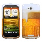HTC One VX Beed Food Fight Collection Phone Protector Cover