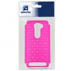Hot Pink/Solid White FullStar Protector Cover