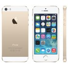 Apple iPhone 5s 64GB Gold 4G LTE Unlocked GSM Smartphone
