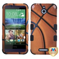 HTC Desire 510 Basketball-Sports Collection/Black Hybrid Case