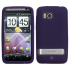 HTC ThunderBolt Solid Skin Cover (Dr Purple)