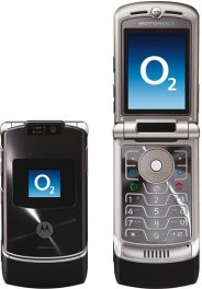 Motorola RAZR V3xx Flip Phone for AT&T Wireless - Gray
