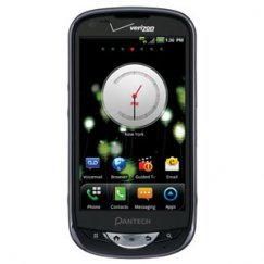 Pantech Breakout ADR6995 4G LTE Android Phone for Verizon - Black