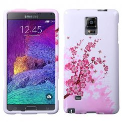Samsung Galaxy Note 4 Spring Flowers Case