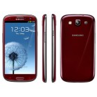 Samsung Galaxy S3 SGH-i747 16GB for ATT Wireless Smartphone in Red