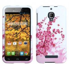 Alcatel One Touch Fierce Spring Flowers Case