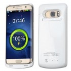 Samsung Galaxy S7 Edge 5200 mAh White Quantum Energy Battery Case
