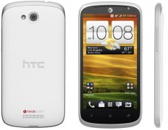 HTC One VX 8GB Android Smartphone - ATT Wireless - White