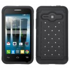 Alcatel One Touch Evolve 2 Black/Black FullStar Case