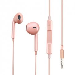 Rose Gold Stereo Handsfree