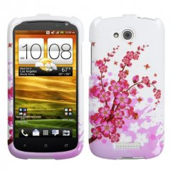 HTC One V Spring Flowers Case