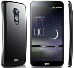 LG G Flex D959 Android Smartphone - Unlocked GSM - Black