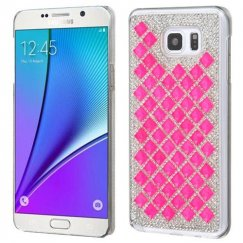 Samsung Galaxy Note 5 Hot Pink Desire Back Case