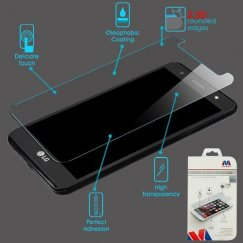 LG X Power 2 Tempered Glass Screen Protector (2.5D)