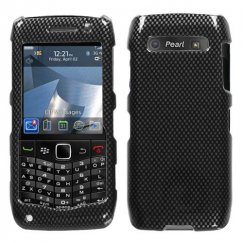 Blackberry 9100 Pearl 3G Carbon Fiber Case