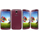 Samsung Galaxy S4 16GB RED 4G LTE Android Smart Phone Unlocked