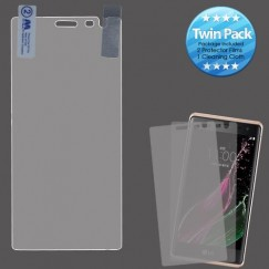 LG Class / Zero Screen Protector Twin Pack
