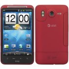 HTC Inspire 4G 4G LTE Phone for ATT Wireless in Red