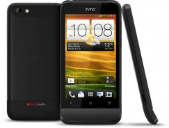 HTC One V 4GB 3G Android Smartphone for Virgin Mobile - Black