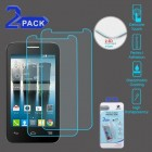 Alcatel Fierce 4 / Pop 4 Plus / Allura Tempered Glass Screen Protector - 2-pack