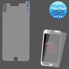 Apple iPhone 7 Plus Screen Protector Twin Pack