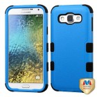 Samsung Galaxy E5 Natural Dark Blue/Black Hybrid Case