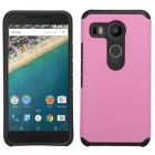 LG Nexus 5X Pink/Black Astronoot Phone Protector Cover