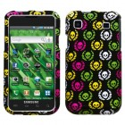 Samsung Galaxy S 4G SGH-T959V Cute Skulls Phone Protector Cover