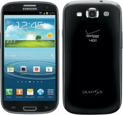 Samsung Galaxy S3 SCH-i535 16GB Android Smartphone for Verizon - Black